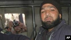 Alleged assassin of Punjab province governor, Mumtaz Qadri is taken into custody