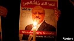 Saudiya Arabistonilik jurnalist Jamol Qoshiqchi xotirlanmoqda.