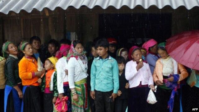 Cộng đồng sắc tộc Hmong thiểu số ở Việt Nam