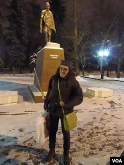 人权活动人士尼科里斯基