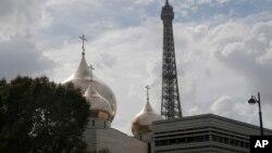 Российский православный центр в Париже