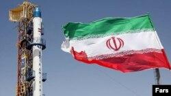 موشک ماهواره بر سفیر ایران