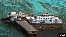 Beijing mengklaim kedaulatan atas wilayah Laut Cina Selatan, termasuk kepulauan Spratly yang disengketakan (foto: dok.).