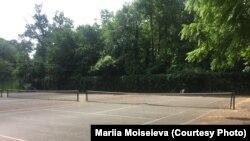 Тенісні корти «Hearst» в Вашингтоні, округ Колумбія