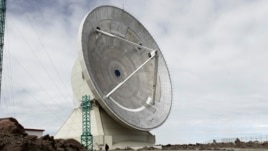 The world's largest milimetric telescope, (File photo).