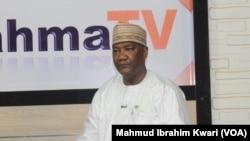 Shugaban Sashen Hausa Na Muryar Amurka Aliyu Mustapha Sokoto