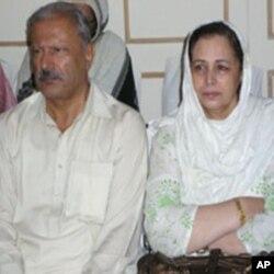 حسن جاوید خان کے والدین