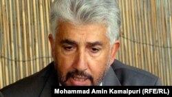 آقای مژده می گوید که حکومت افغانستان درک سطحی از اوضاع دارد