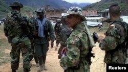 """""""No queremos riesgos de choques armados por la no observancia de los protocolos"""", señaló las FARC en un comunicado."""