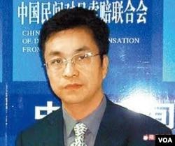 童增,中国民间保钓协会会长(童增授权VOA使用网络照片)