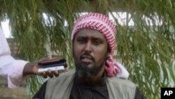 kakakin al-Shabab Ali Mahmud Rage