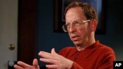Jeffrey Fowle, seorang warga AS yang pernah ditahan di Korea Utara.