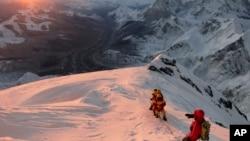 Nepal Everest Avalanche