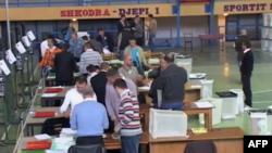 Shkodër, procesi i numërimit të votave ecën shumë ngadalë