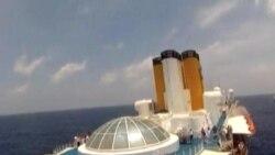 2012-03-01 粵語新聞: 意大利出事郵輪乘客在塞舌爾上岸