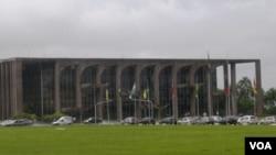 Ministério de Justiça, em Brasília