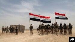 ارتش عراق در ماههای اخیر با حمایت ائتلاف به رهبری آمریکا در مقابله با داعش به موفقیتهایی دست یافته است