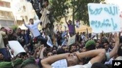 شام کے طول و ارض میں ہونے والے احتجاجی مظاہرے