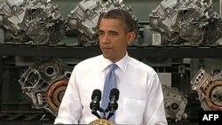 Barak Obama: İstehsalat sektorunun yenidənqurması ilə gələcəyi qazanmaq mümkündür