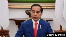 Presiden Joko Widodo di Istana Negara, Jakarta. (foto: Setpres RI).