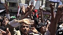 یمن: حکومت مخالف قبائل نے ایک فوجی طیارہ مار گرایا