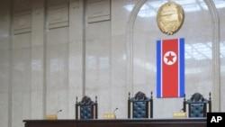 Mahkamah Agung Korea Utara mengeluarkan keterangan terkait sebagian tuduhan atas Kenneth Bae, pemandu wisata warga AS yang dijatuhi hukuman kerja paksa selama 15 tahun di negara tersebut, Kamis (9/5).