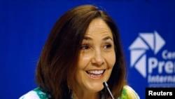 Mariela Castro, legisladora y directora del Centro Nacional de Educación Sexual (CENESEX), es hija del presidente cubano Raúl Castro.