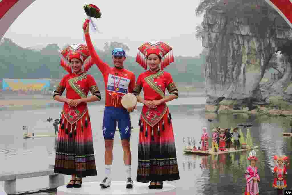 Çin -Tour of Guangxi