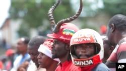 Zimbabwe Opposition Gathering