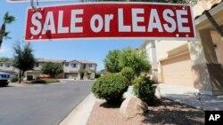 2013年7月30日: 美国亚利桑那州房屋价格上涨了12.2%