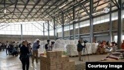 El 8 de febrero de 2019 fueron enviadas cajas de ayuda humanitaria a Cúcuta, Colombia, para ayudar a los venezolanos a satisfacer sus necesidades básicas en medio de la crisis humanitaria.