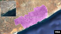 Aden Adde International Airport, Mogadishu, Somalia