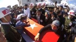 """Turkiya: Dafn marosimlarida """"prezident qotil"""" degan hayqiriqlar - Shohruh Hamro"""