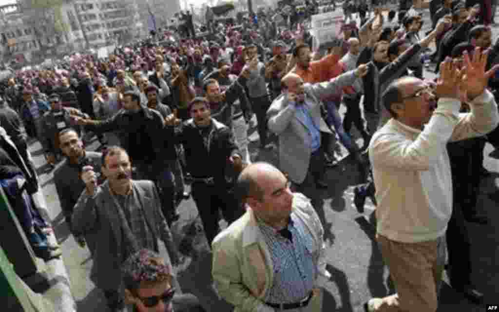 Египет охвачен волнениями