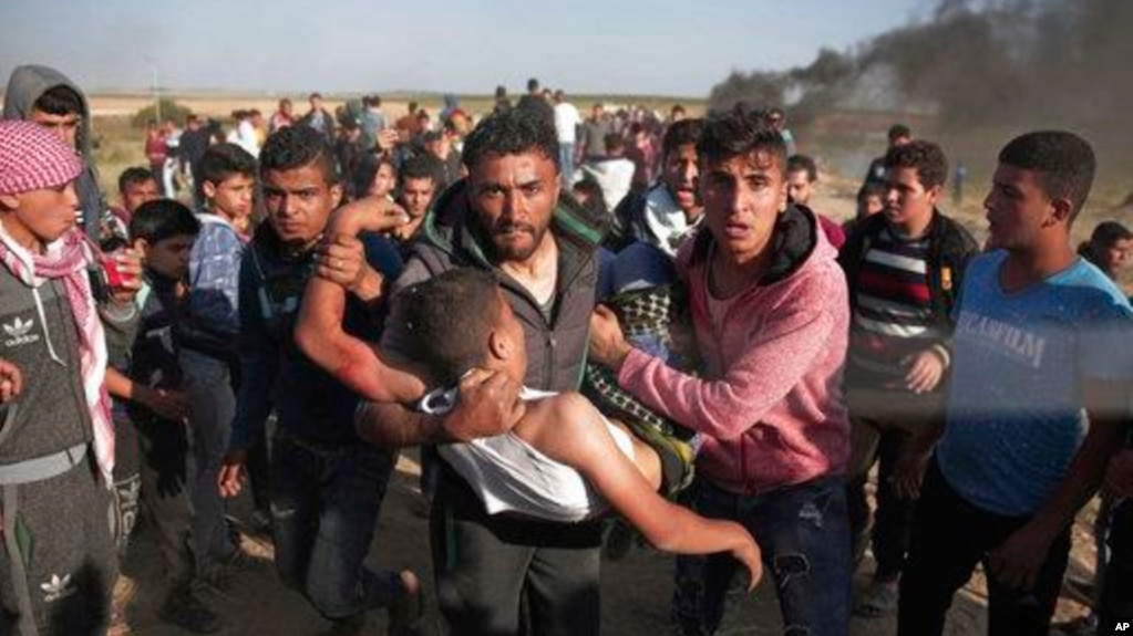 Image result for israeli sniper attacks on gaza