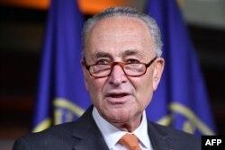 Senato'daki Demokratlar'ın Lideri Chuck Schumer