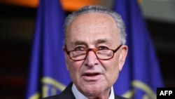 Senato'nun Yeni Çoğunluk Lideri Demokrat Partili New York Senatörü Chuck Schumer