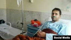 سید محمد رضایی ثانی، پرستار بیمارستان ۲۲ بهمن نیشابور
