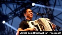 Targino Gondim, artista brasileiro de forró