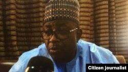 BAUCHI: Gwamnan Bauchi M.A. Abubakar