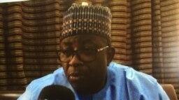 Gwamnan Bauchi M.A. Abubakar