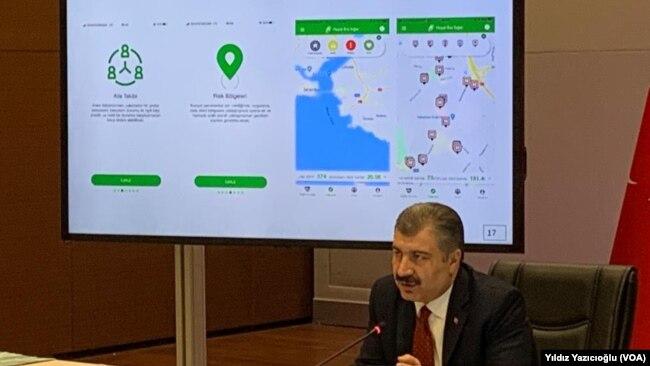 7 Nisan 2020 - Sağlık Bakanı Fahrettin Koca