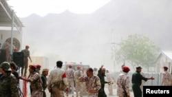 yemen military attack