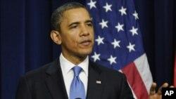 صدر اوباما اپنی مقبولیت کی کم ترین سطح پر