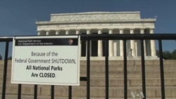 US Government Shuts Down; Most Government Workers Sent Home