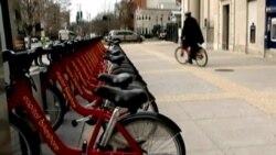 """""""单车共骑""""提供居民双轮便利生活"""