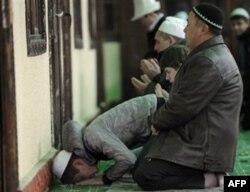 O'sh masjidlarida
