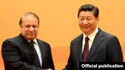 وزیراعظم کی چین کے صدر سے ملاقات