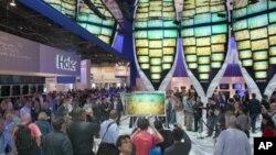 งานแสดงสินค้าไฮเทค Consumer Electronics Show วันที่ 6-9 มกราคมที่ลาสเวกัส