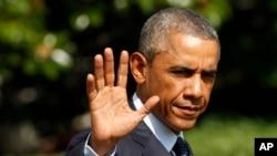 Presiden Obama mengadakan pertemuan membahas rencana AS memerangi ISIS (foto: dok).